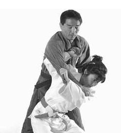 Seoi-nage-(Schulterwurf)